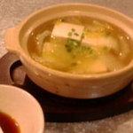 6119643 - 湯豆腐!