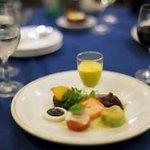 パーネ・エ・トラットリア リピエーニ - コース料理の前菜盛り合せ盛り合わせ