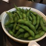 ロティズ・ハウス - コンソメ風味の枝豆