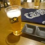 かぜんぐ - 生ビール