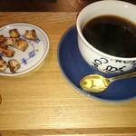 カフェ イロハ - ホットコーヒー