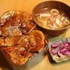 和食処 四分分度 - 料理写真:豚丼