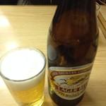 田川家 - 瓶ビール