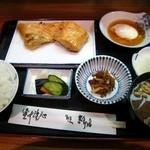 太郎坊 - 焼き鮭定食