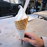 NARAYA CAFE - ソフトクリーム