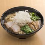 きた倉 - 料理写真:中華そば「鰹」