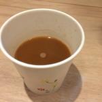 ベーカリー ピカソ - サービスのコーヒー(^^)