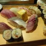 61201271 - 地魚寿司