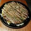 鉄板文化 - 料理写真:「Mix玉(豚・イカ・エビ)」1,100円
