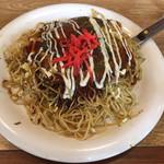 広島風お好み焼き 一番 - 料理写真: