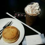 スターバックスコーヒー - ダーク モカ チップ フラペチーノ (ショート) / バターミルク ビスケット