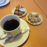 ラ・フェスタ - 食後のコーヒー