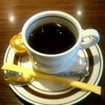 ステーキしま - コーヒー