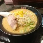 寿がきや - 料理写真:味噌ラーメン680円