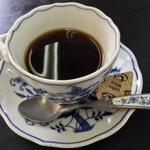 喜味喜 - 定食についてきたコーヒー