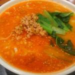 黄金の華 - 担々麺