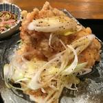 バードマン - 唐揚げ(ねぎ塩)