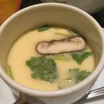 鮮味食彩 宇佐川水産 - 茶碗蒸し(豚カツ定食)