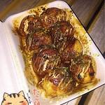 キョウタコヤキバー 8 - たこ焼き ソースマヨネーズ
