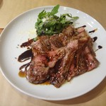 EATALY - 牛肉のタリアータ