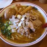 麺極 はなみち - らー麺・豚・カレー