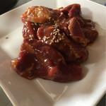岡ちゃん - お味噌風味の 豚トロ