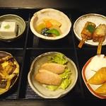 61219083 - 蕎麦膳(小皿)
