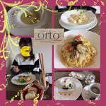 Orto  -