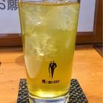 いちりん - 緑茶ハイ