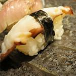 鮨割烹 廉 - 真蛸