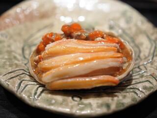 虎白 - 蒸し香箱蟹