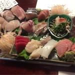 漁菜克献 -