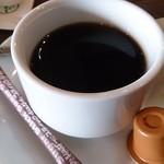 ロータスガーデン - サービスコーヒー