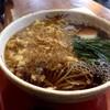 松月 - 料理写真:たぬきそば 大盛 756円