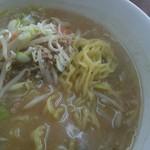 プッペ - 細麺
