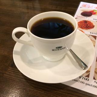 珈琲館 北浦和店 - ホットコーヒー。 うまし。