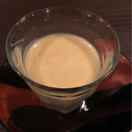 長岡屋 - プリンのデザート