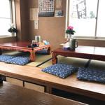 和 - テーブル席と座敷もあり