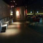 カフェ コムサ - お店入り口