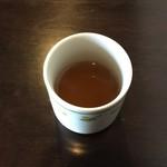 61230058 - 蕎麦茶が嬉しい。
