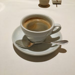 リストランテ イル バンビナッチョ - コーヒー