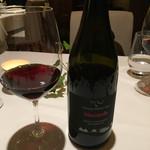 リストランテ イル バンビナッチョ - 赤ワイン ネレッロマスカレーゼ  ネレッロカップッチョ シチリア