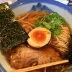 Afuri - 柚子醤油らーめん ¥980円