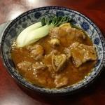61231776 - 牛の水煮 四川郷土料理