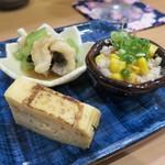 片町 弥ひろ - お通し500円