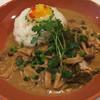 橙 cafe+ - 料理写真:マッサマンカレー