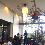 Ryuutenrou - 明るく天井の高い店内