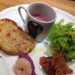 イタリア料理 小西屋 - 前菜盛り合せ