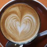エドガワ コーヒー カンパニー - カフェラテ