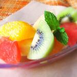 IZAKAYA 時々 - 季節のフルーツ盛合せ